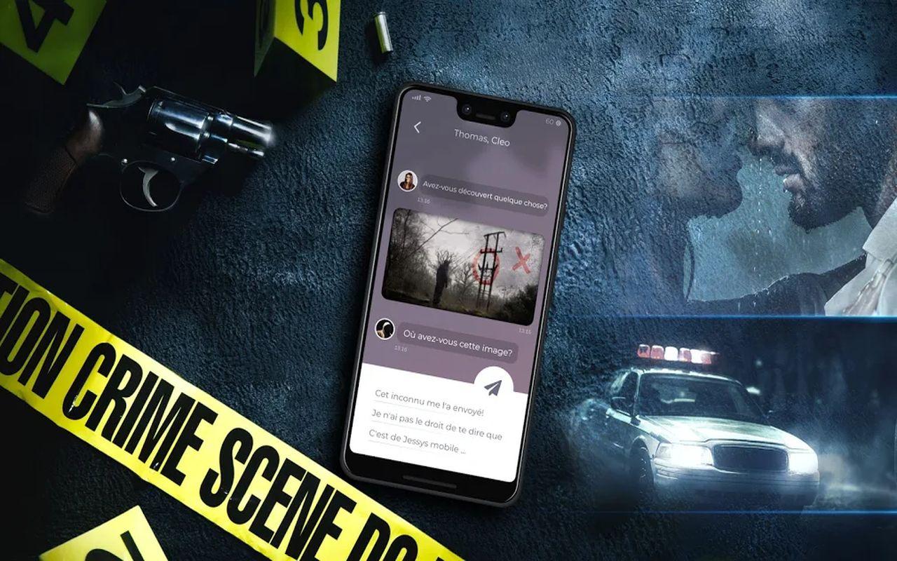 thriller interactif Duskwood c