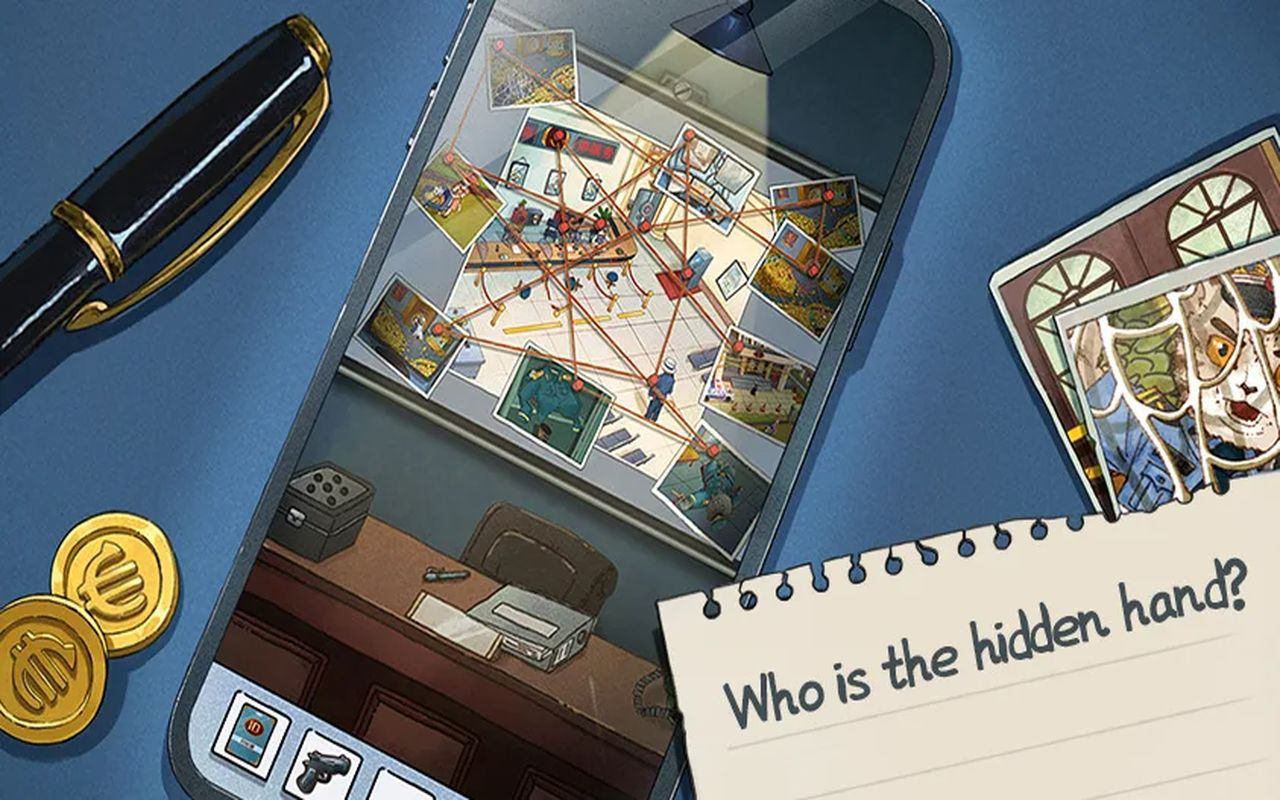 jeu réflexion Detective Mimo c