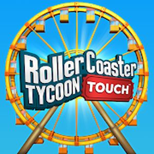 Read more about the article Test du jeu RollerCoaster Tycoon Touch, gestion de parcs d'attraction